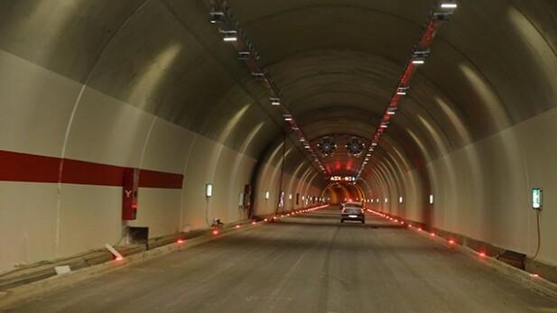 Ovit Tüneli Kuzeyle Güneyi bağladı