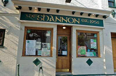 The Shannon  HOBOKENBARSCOM  The Guide Of Bars In