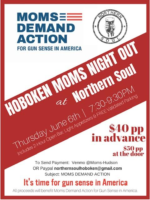 hoboken moms night out