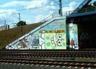 Köln: Graffitis Teil 1