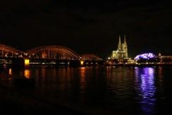 Köln: Meine Stadt bei Nacht