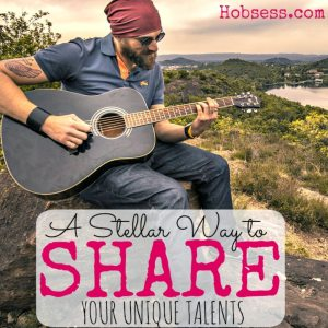 Share Your Talents!