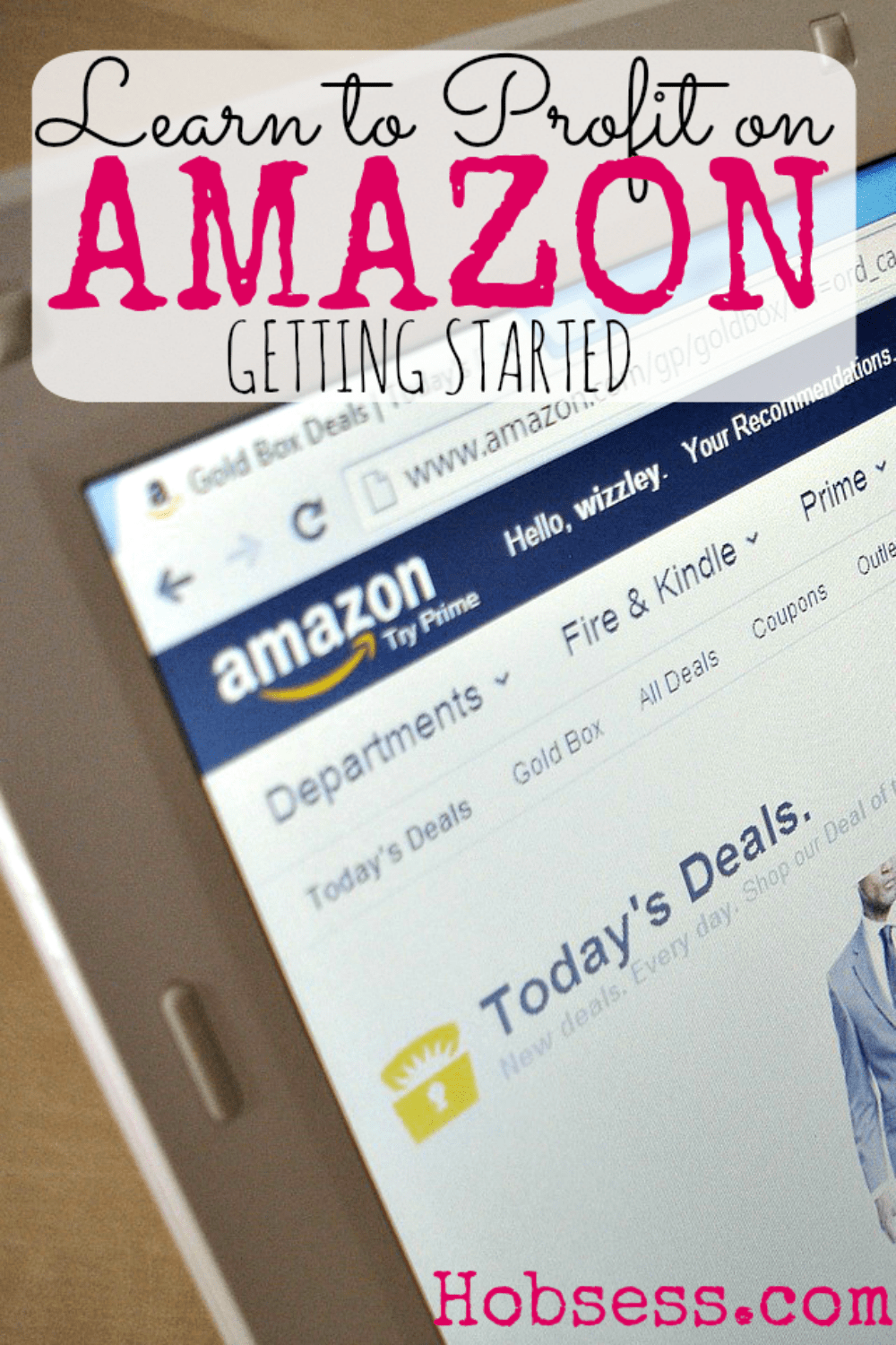 Learn about the different ways to profit from Amazon