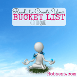 Create Your Bucket List