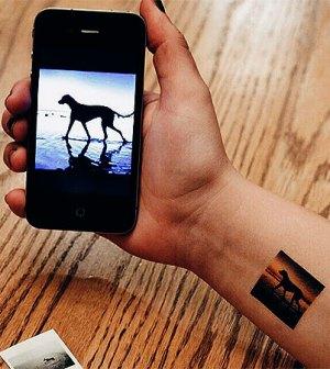 Instagram : Du Cloud à la Peau