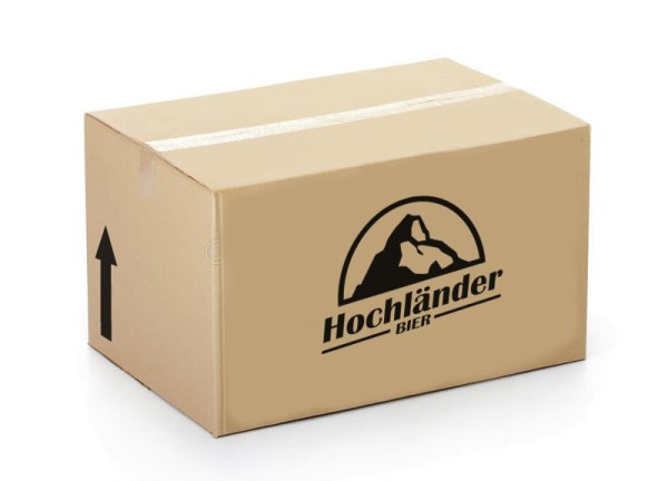 Caja Cerveza Hochländer