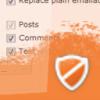 Logo Email Encoder Bundle, eines der Top WordPress-Plugins