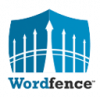 Logo Wordfence Security, eines der top WordPress-Plugins