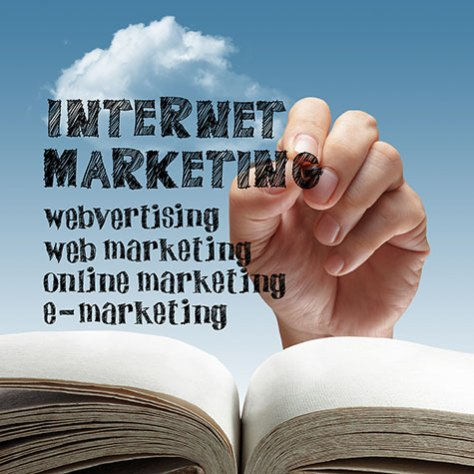 Grafik Internet Marketing