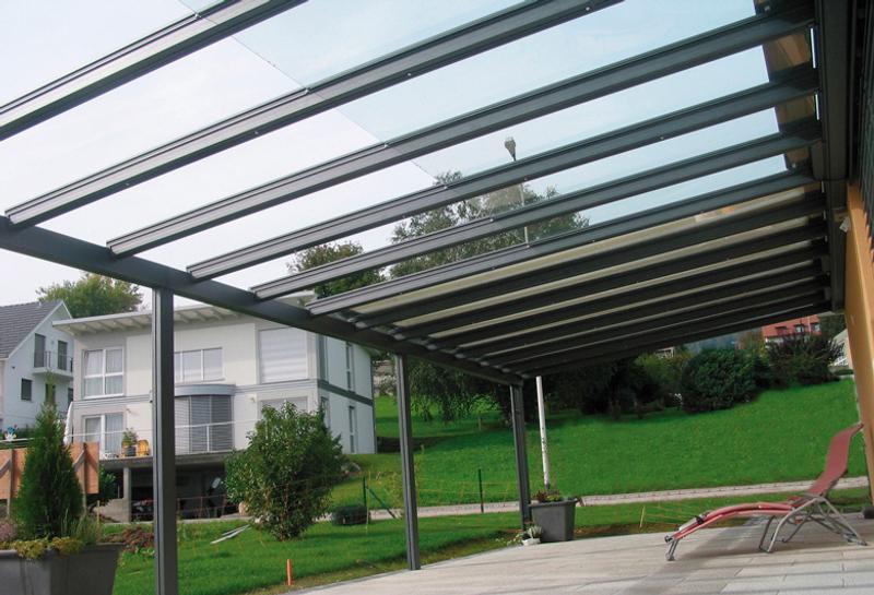 Terrassenüberdachungen Aus Glas Hochmuth Rolladen & Sonnenschutz