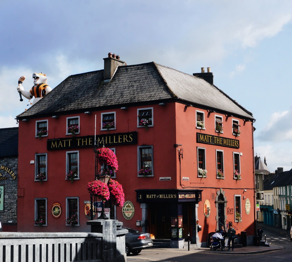 Pub in Irland, Kilkenny Pubs