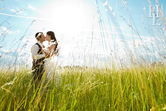 Hochzeit Fotograf  Standesamt Brandis Kirche