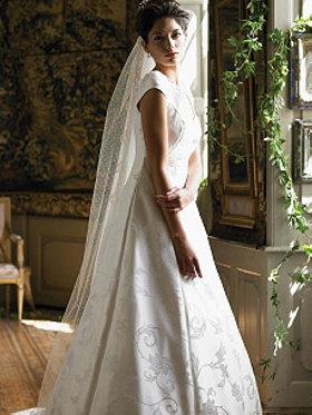 Brautkleid im RenaissanceStil