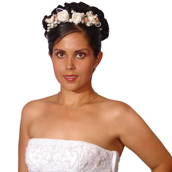 Brautfrisur Brautfriseure Brautstyling Braut MakeUp Friseure