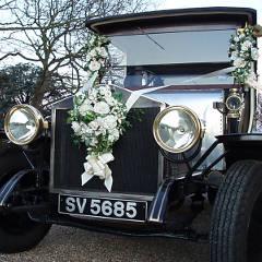 Hochzeitsauto in Hessen  Limousinenservice