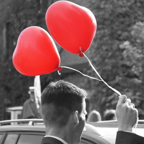 Hochzeitsdeko in Niedersachsen  Luftballons