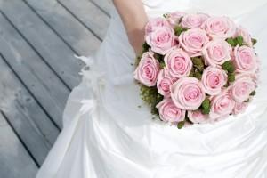 Der passende Brautstrau fr jede Figur