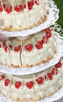 Hochzeitstorte  Hochzeitstorten selber machen oder kaufen