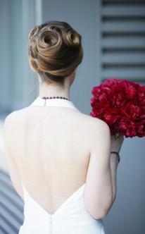 Die schnsten Brautfrisuren fr feines Haar  Hochzeitcom