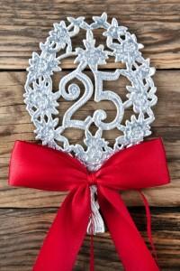 Silberhochzeit Schne Ideen zum 25 Hochzeitstag