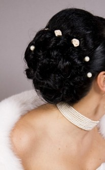 Brautfrisuren  Hochsteckfrisuren fr die Hochzeit