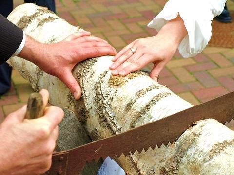Braut Geschenk Tradition