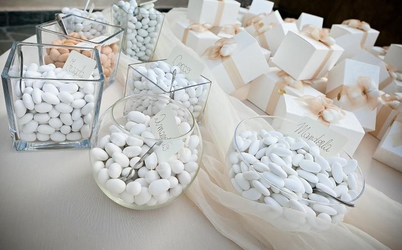 Hochzeitsmandeln Gastgeschenk mit Tradition  Hochzeitcom