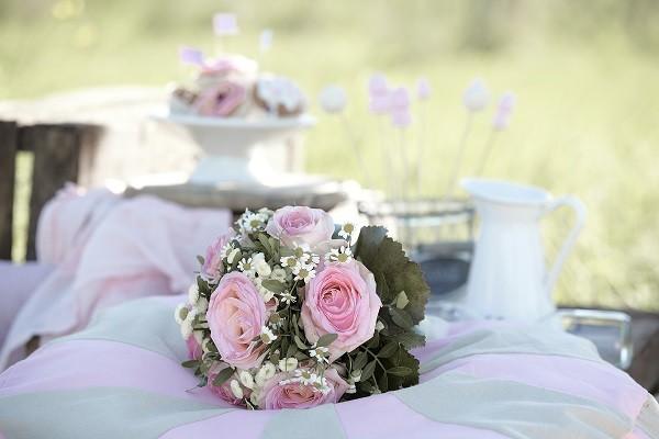 Blumendeko Zur Goldenen Hochzeit