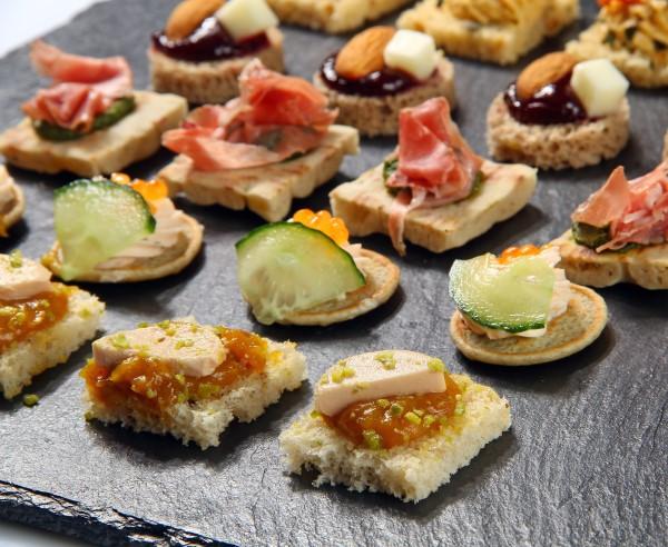 Fingerfood fr die Hochzeit Tipps fr Gourmets  Hochzeitcom