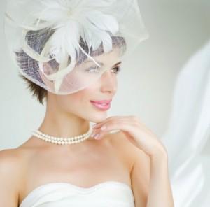 Brautfrisuren fr kurzes Haar Tipps und Tricks  Hochzeitcom