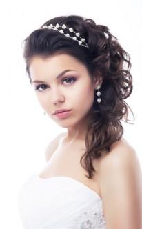 Brautfrisuren fr lange Haare  Lange Haare zur Hochzeit