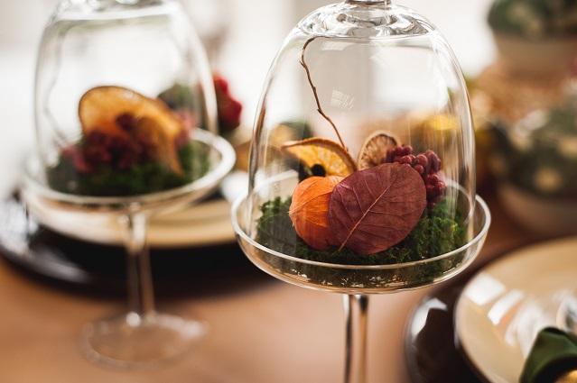 Hochzeit im Oktober Die Farben des Herbstes