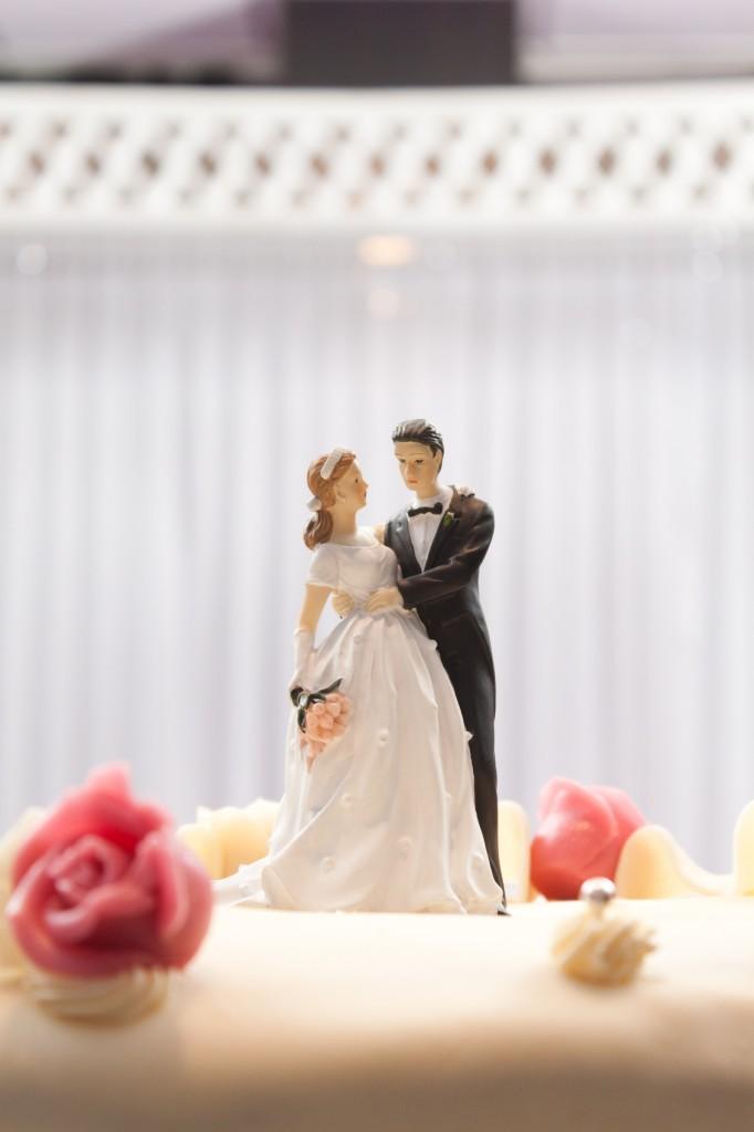 Tortenfiguren fr die Hochzeitstorte  klassisch bis originell