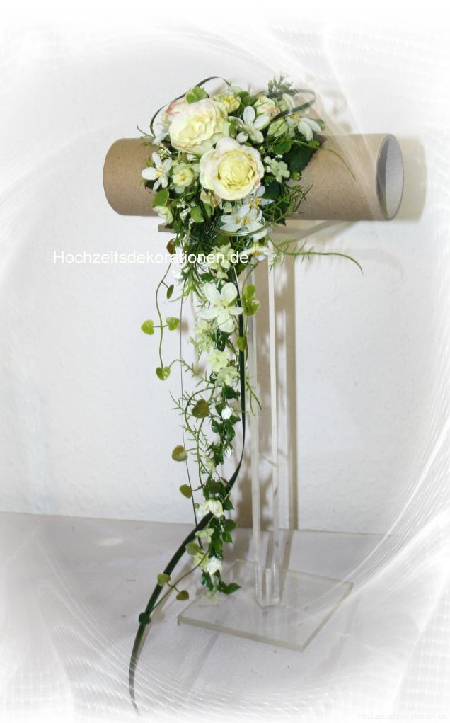 Handgelenkstrauss Wasserfall  Hochzeitsdekorationen