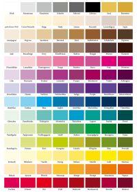 Brilliante Farben fr Ihre Karten - Einladungen nach Geschmack