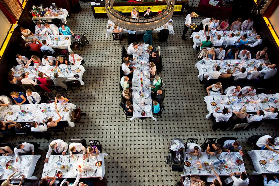 Hochzeit im Restaurant Druckwasserwerk Frankfurt