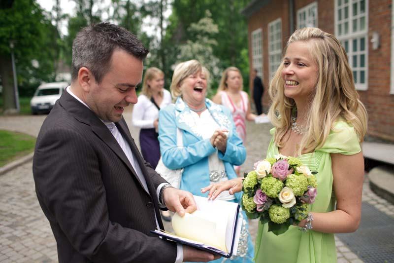 Hochzeitsfotos Lbeck  Yvonne und Tobias