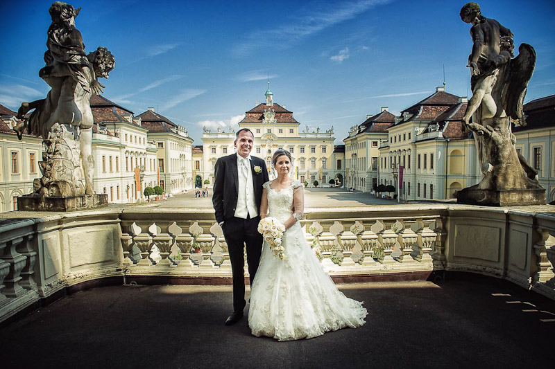 Schloss Ludwigsburg Hochzeit