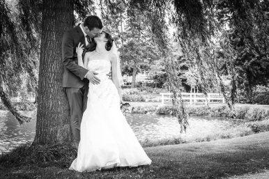 Hochzeitsfotos Rosarium Uetersen