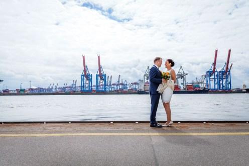 Fotograf Hochzeiten Hamburg Elbe