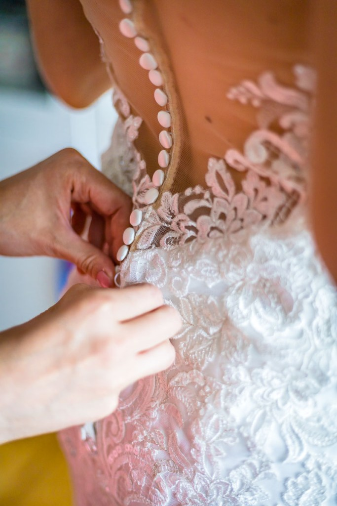 Fotograf Vorbereitung Braut