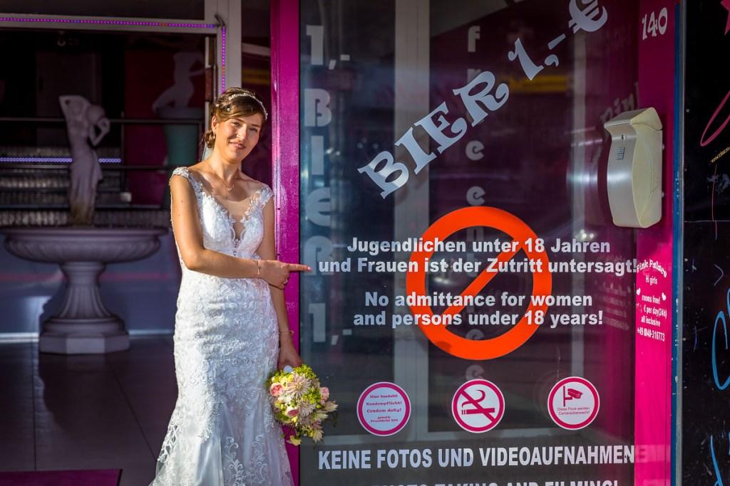 Fotograf Hochzeit Reeperbahn