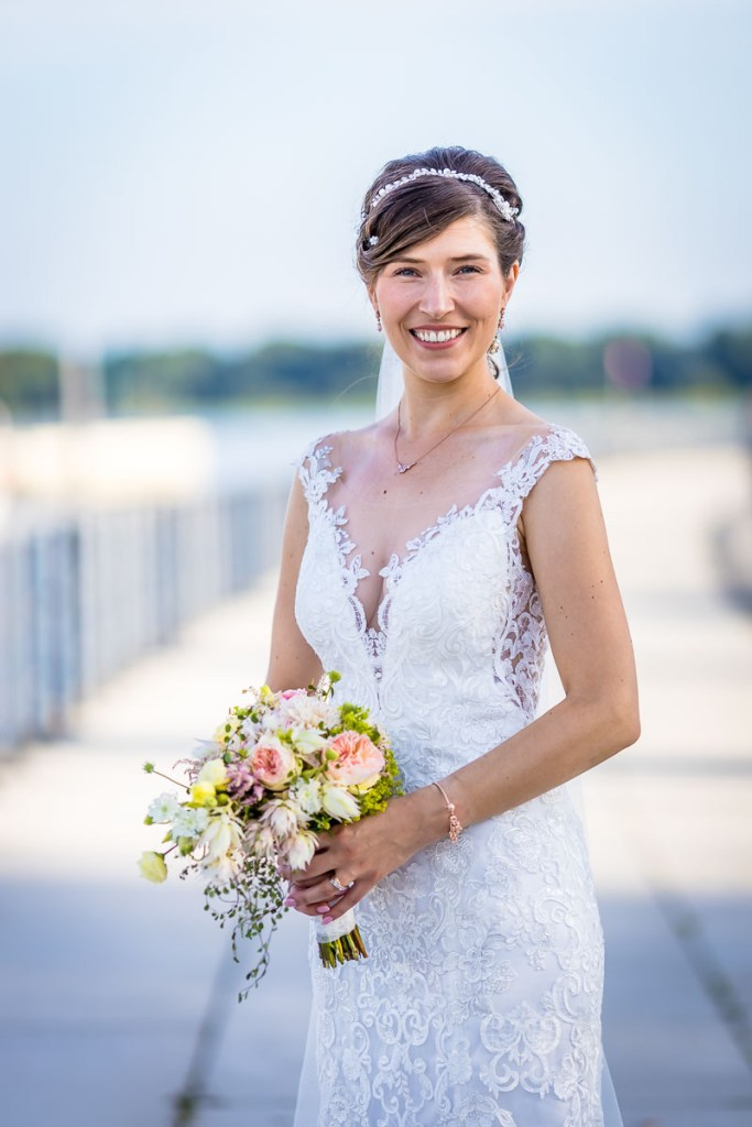 Hochzeits Fotograf Hamburg Elbstrand Wedel