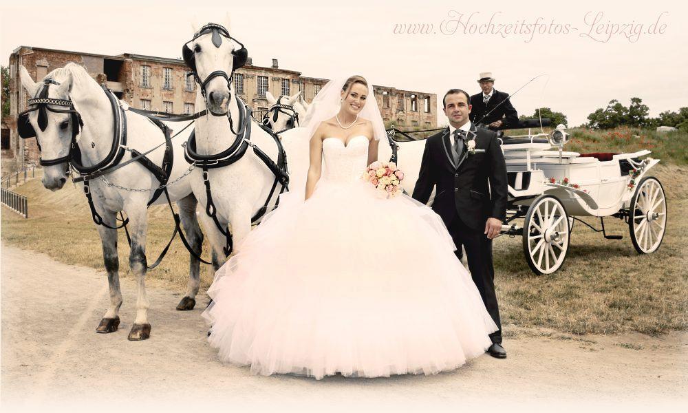 HOCHZEITSKUTSCHE LEIPZIG MIETEN  Kutsche fr Hochzeit buchen