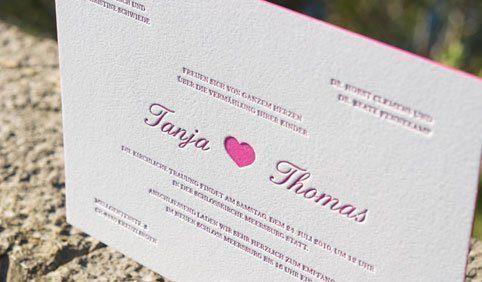 Alles zur Hochzeitseinladung  Hochzeitsguide  Fine Art
