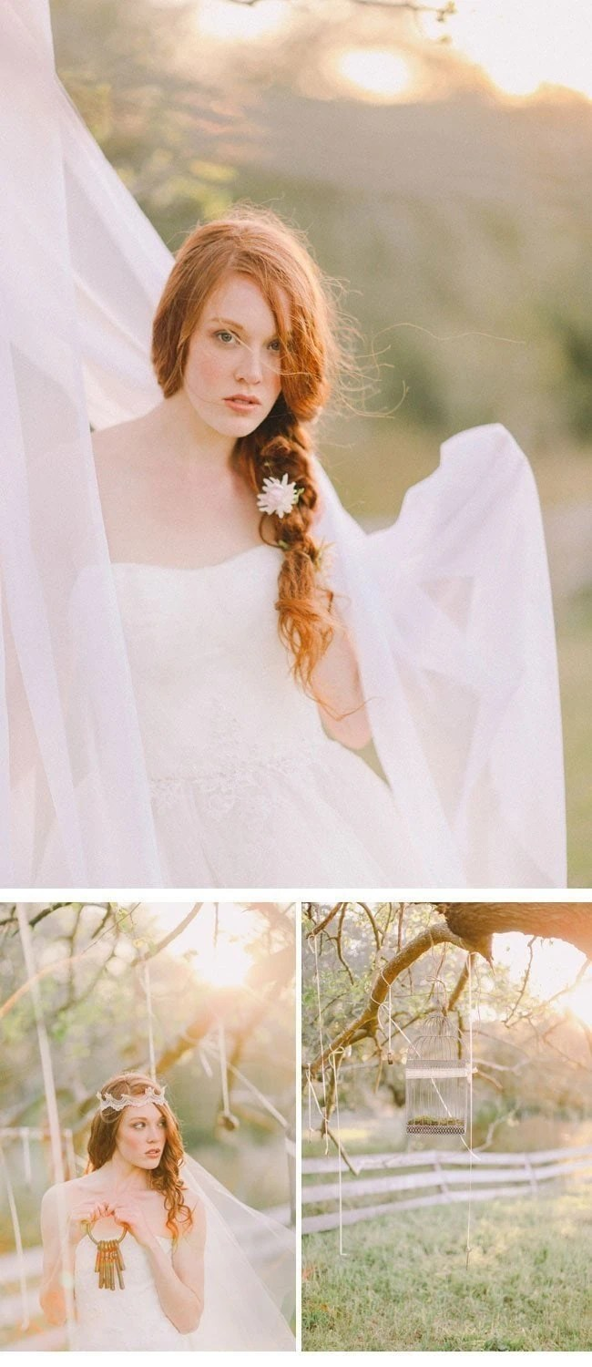 Enchanted Garden Inspirations Styled Shoot Von Jenny Sun