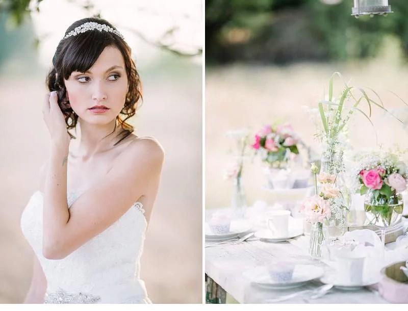 DIY Vintage Inspirationen von Heitiki Fotografie und Larissa Joo Photography  Hochzeitsguide