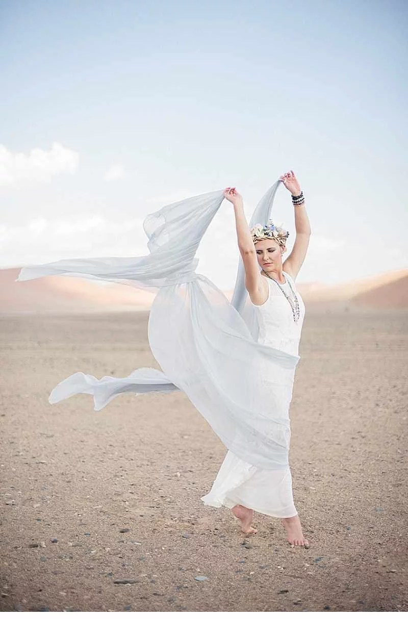 Colors Of The Desert By Hanri Human Photography