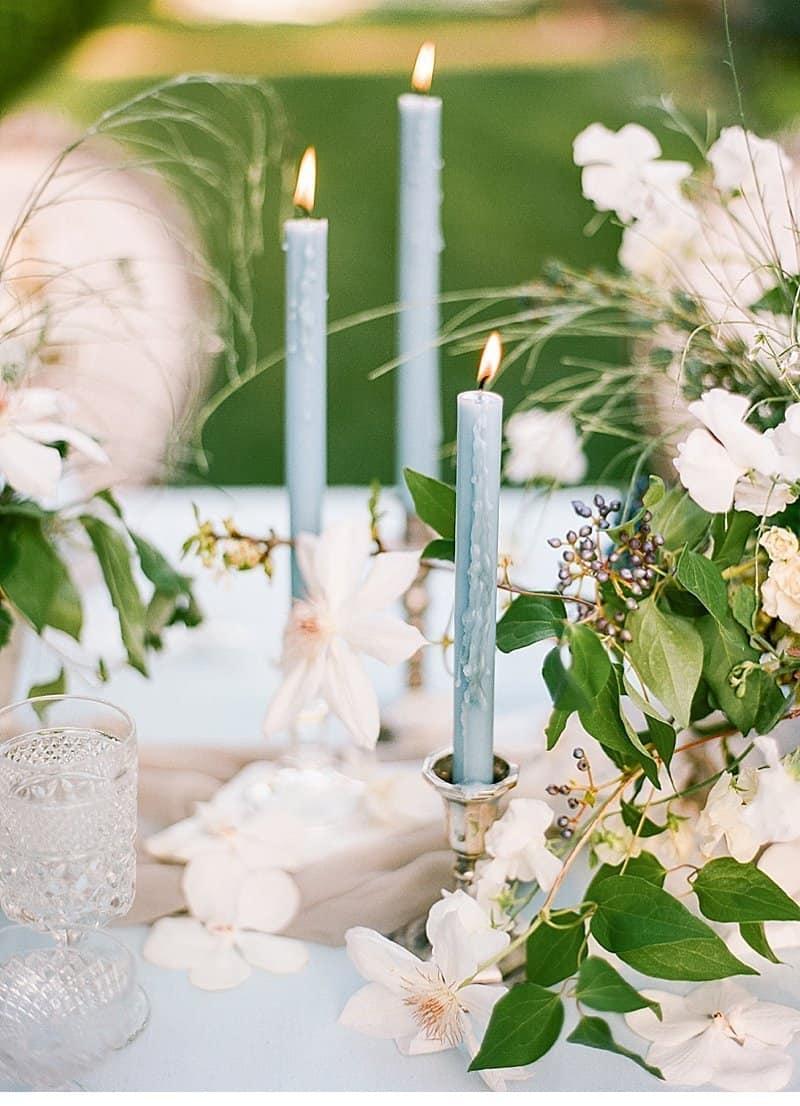 Florale Brautinspirationen im Kestrel Park von Rebecca