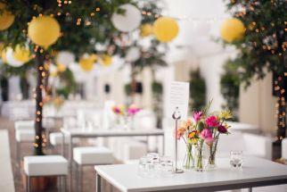 Hochzeit Palmenhaus Burggarten Urban Vienna Wedding | www.hochzeitshummel.at | photo: Peaches & Mint